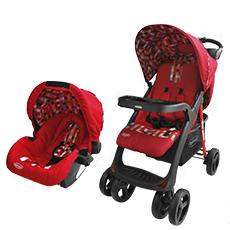 df964955b Bebesit-Coche Para Bebe Travel System Matix Rojo-silla para carro -en  cangurs