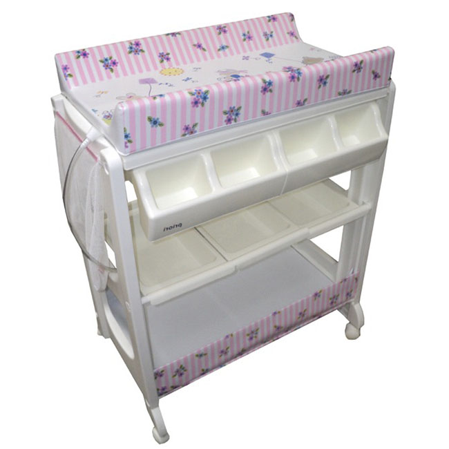 Ba era para beb priori azul en cangurus la tienda for Implementos de bano