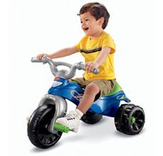Triciclo de Thomas y sus Amigos Fisher Price W2880