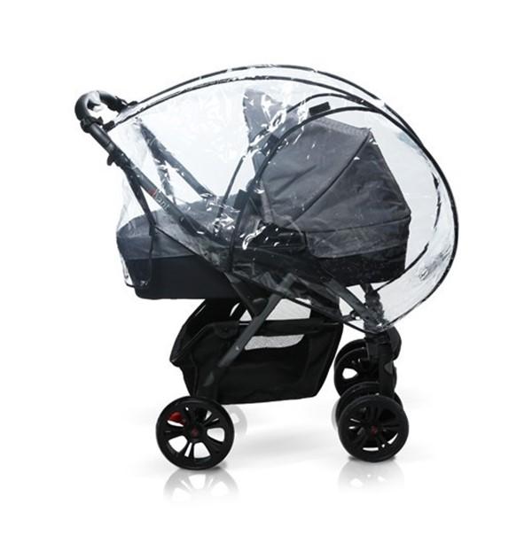 Protector para lluvia para coche de beb cangurus bogot - Protector coche silla bebe ...