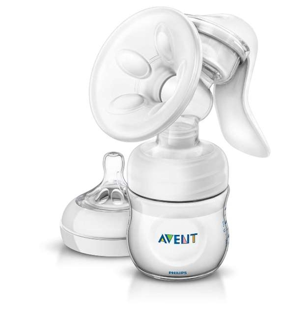 Avent Extractor De Leche Scf330/20 Manual - Transparente