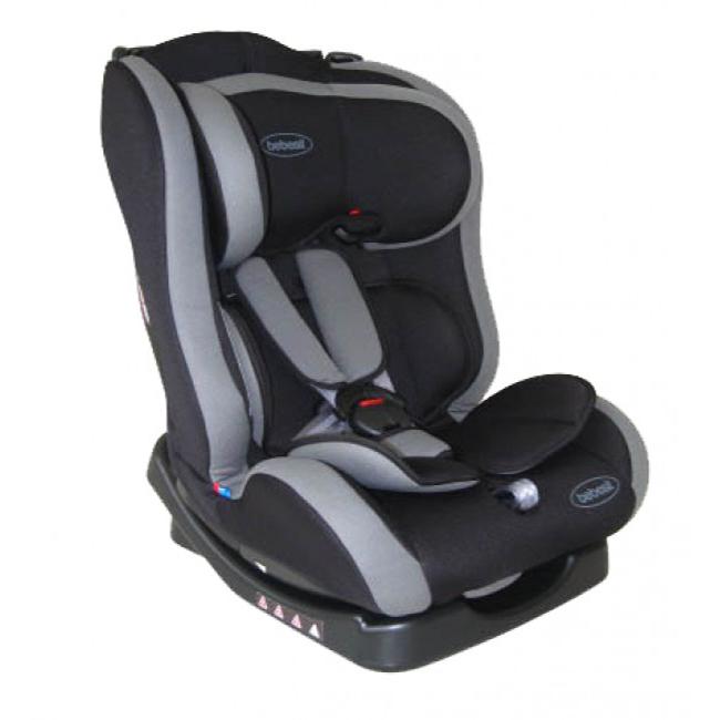 Silla auto para bebe orbit bebesit gris for Silla de bebe para auto
