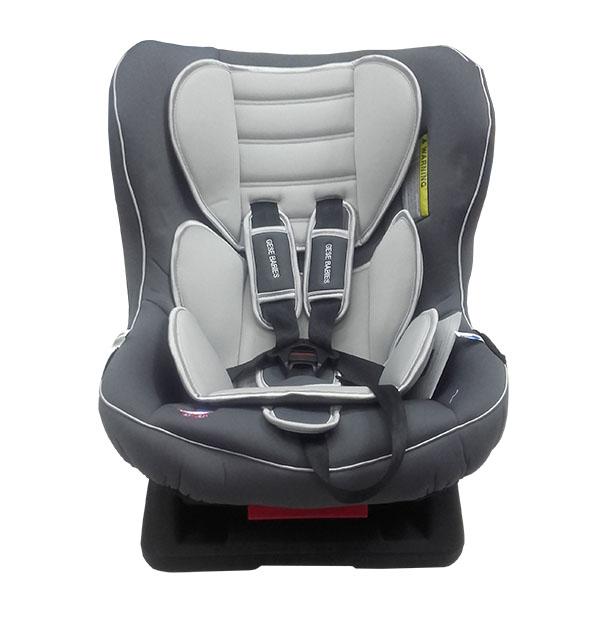 Silla de carro para beb gris gese for Silla de carro para bebe